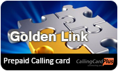 Golden Link Calling Card