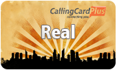 Real Card phone cards & Real Card calling cards