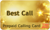 Best Call phone cards & Best Call calling cards