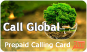 Call Global phone cards & Call Global calling cards